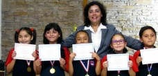 Premian a destacados de 2do. Semestre